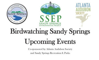 Birdwatching Sandy Springs Upcoming Events
